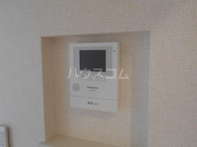 サンフラワー 01020号室のセキュリティ