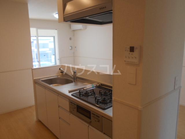 サンフラワー 01020号室のキッチン