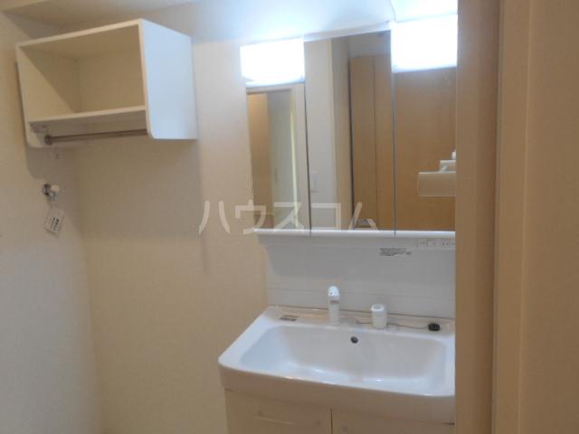 サンフラワー 01020号室の洗面所
