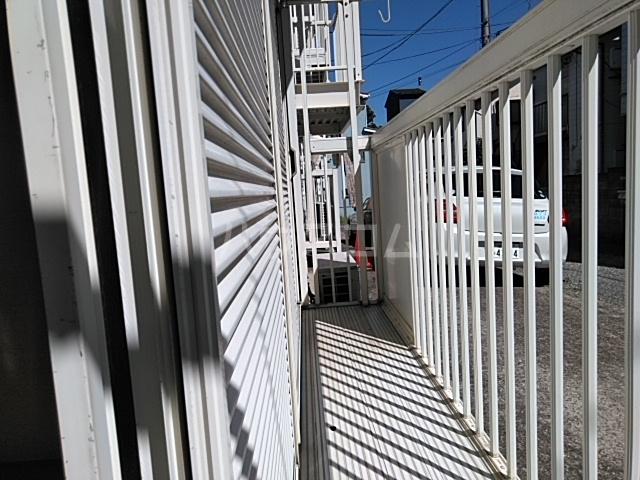 ホワイトウッドA 102号室の景色
