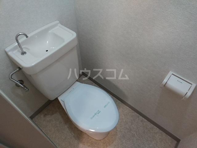 ホワイトウッドA 102号室の風呂