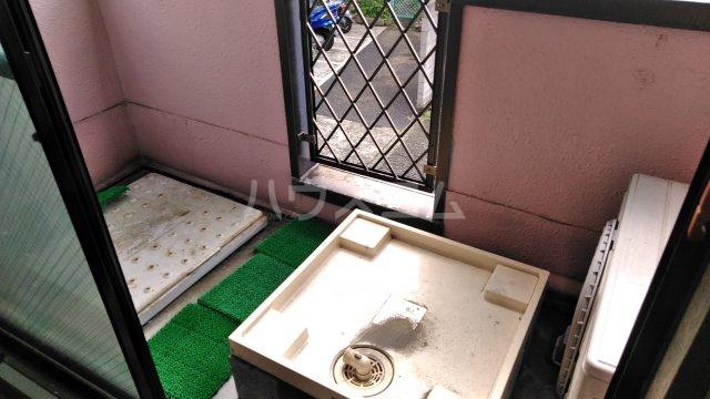 湘南金沢文庫ハイツ 303号室のバルコニー