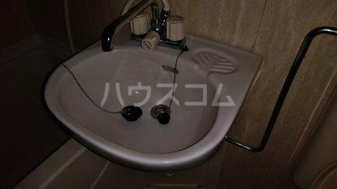 湘南金沢文庫ハイツ 303号室の洗面所