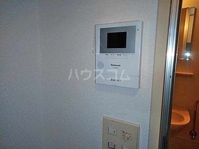アルカディア岩井 0101号室のセキュリティ