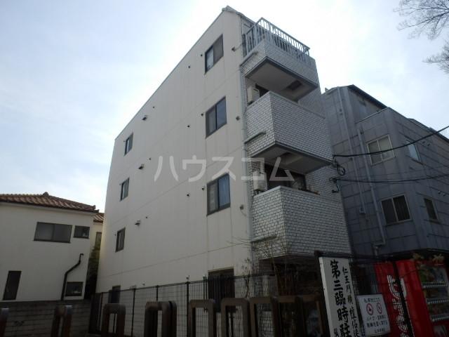 メゾンド・弘明寺 302号室の外観