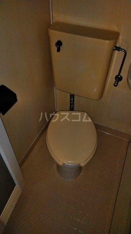メゾンド・弘明寺 302号室のトイレ
