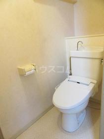 キャッスル318のトイレ