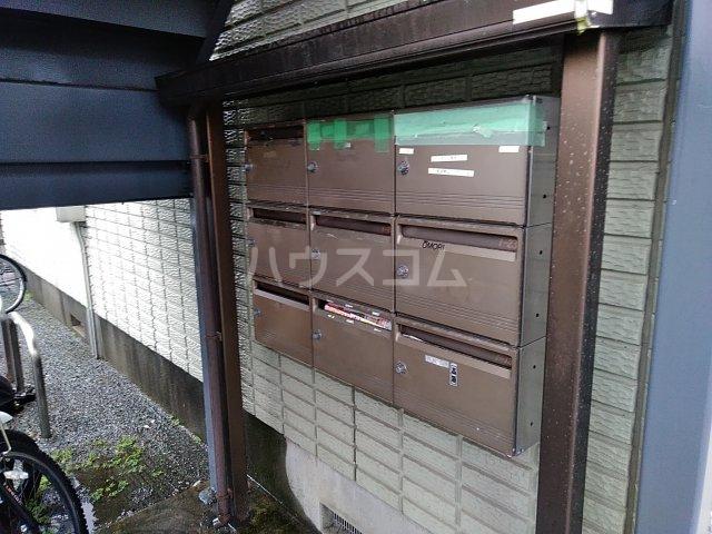 コーポアテリア 1-32号室の洗面所