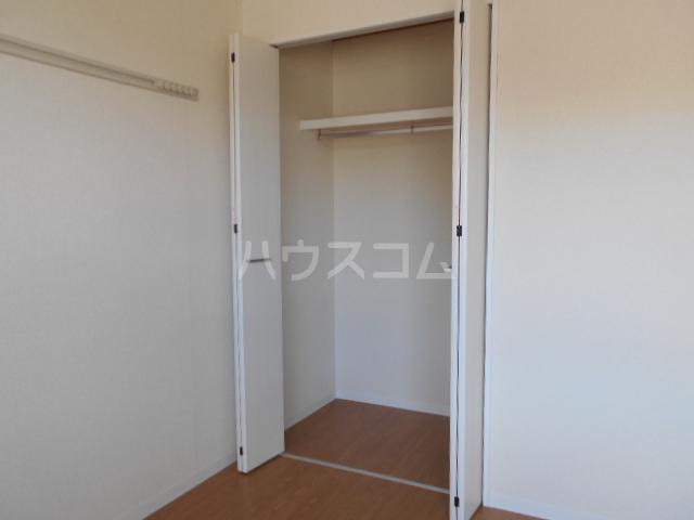 ミユキハイツ 202号室の収納