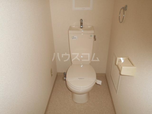 セピアコート 103号室のトイレ