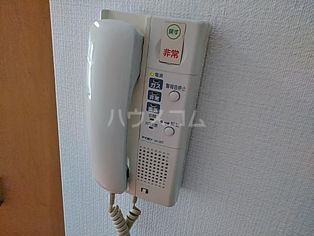 Ysトレゾワ関内 402号室のセキュリティ