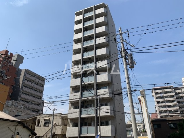 BANDOBASHI KNOTS 802号室の外観