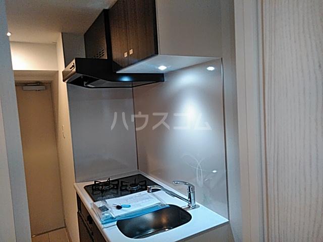 BANDOBASHI KNOTS 802号室のキッチン