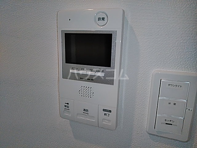 BANDOBASHI KNOTS 802号室のセキュリティ