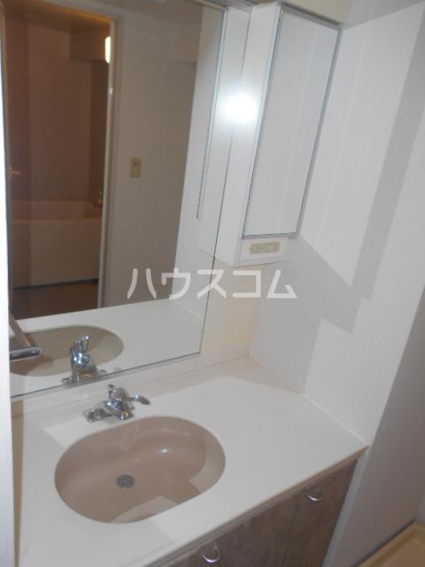 モアステージ戸塚 124号室の洗面所