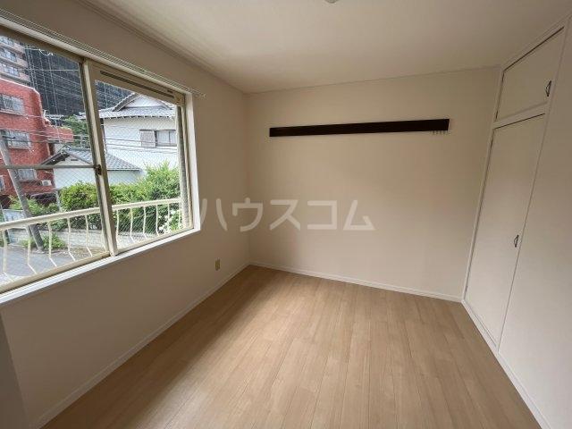 ラフォーレはねざわB 201号室の風呂