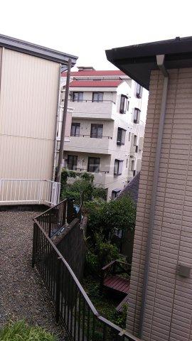 ビューラーオークボB棟 103号室の景色