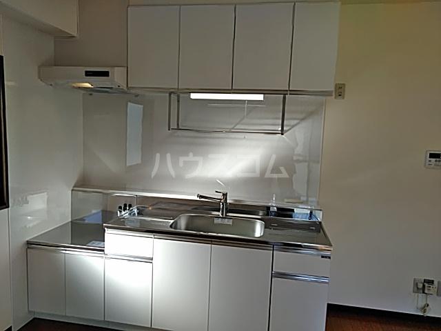 OAK PLAZA 0301号室のキッチン