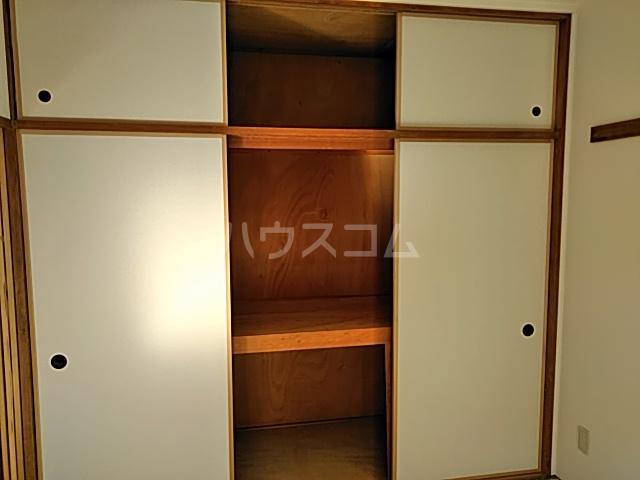 OAK PLAZA 0301号室の収納