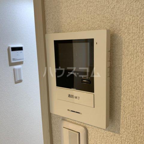アイビーⅤ 108号室のセキュリティ