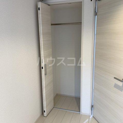アイビーⅤ 108号室の収納
