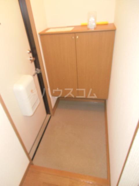 リヴェールJ Ⅰ棟 202号室の玄関