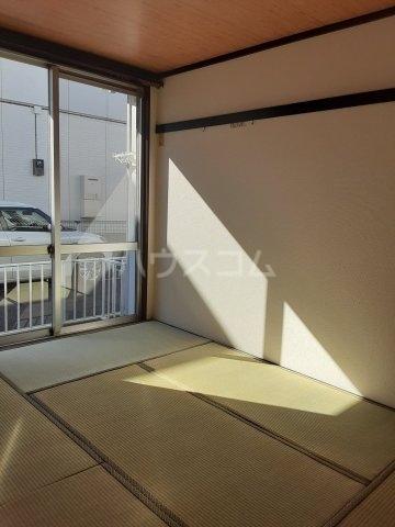 サンデリカ 103号室の玄関