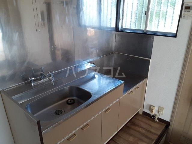 サンデリカ 103号室のキッチン