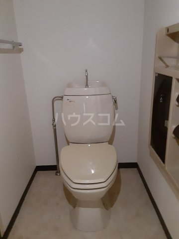 サンデリカ 103号室の洗面所