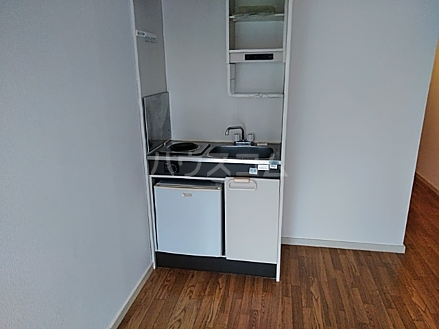 ラックスホーム本牧ヒルズパートⅡ 22号室のキッチン
