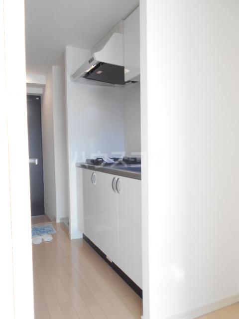 プロスペクト中央林間 204号室のキッチン