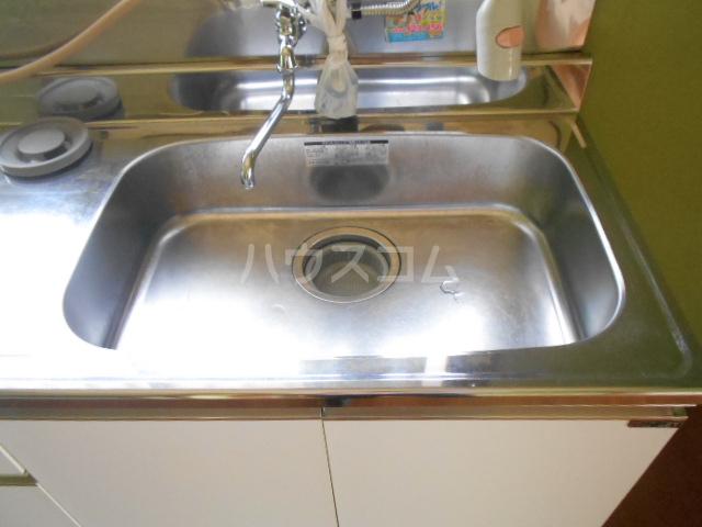 長崎荘 102号室の洗面所