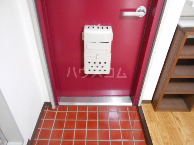 高ヶ坂橋ビル 202号室のセキュリティ