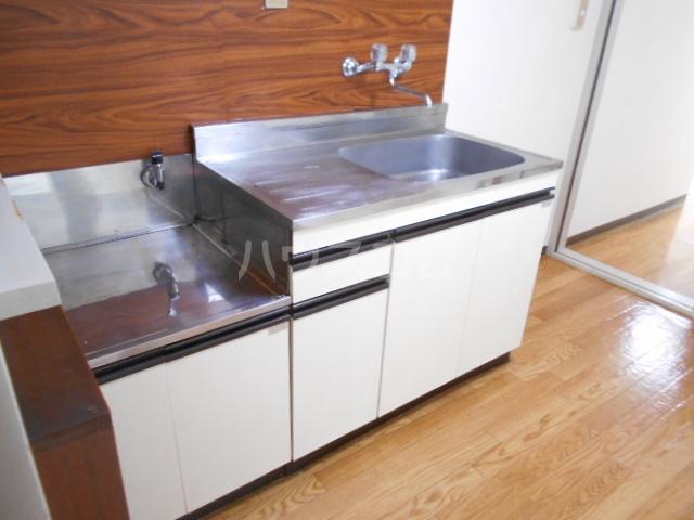 高ヶ坂橋ビル 202号室のキッチン