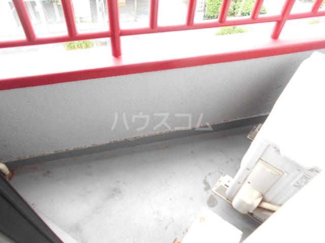 高ヶ坂橋ビル 202号室のバルコニー