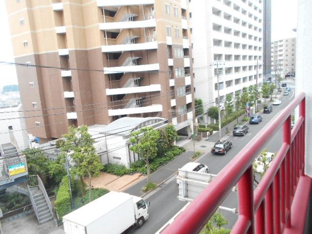 高ヶ坂橋ビル 202号室の景色