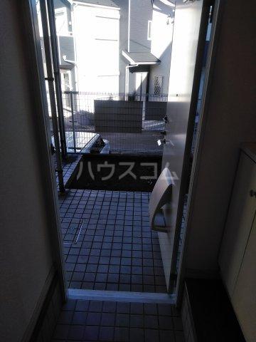 ロワール上河内Ⅱ 101号室の玄関