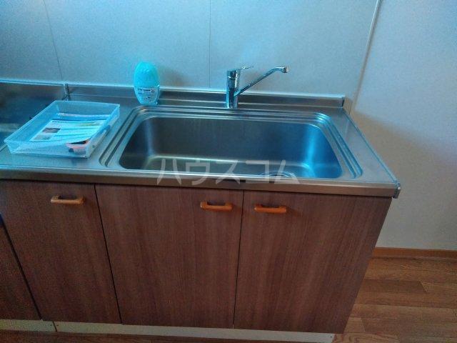 ロワール上河内Ⅱ 101号室のキッチン