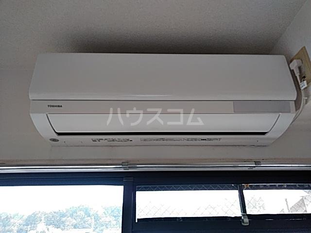 ヒルサイド洋光台Ⅰ 502号室のバルコニー