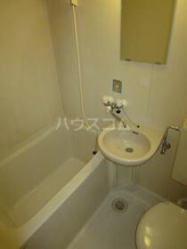モルゲンロート蒔田 504号室の風呂