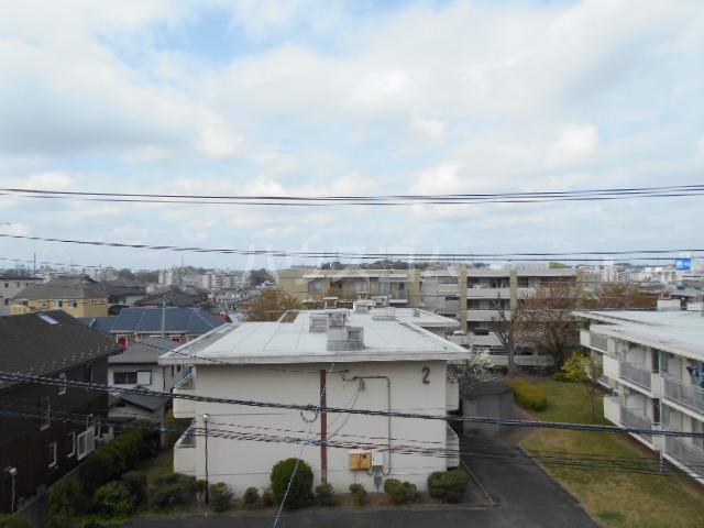 メゾン上倉田 203号室の景色