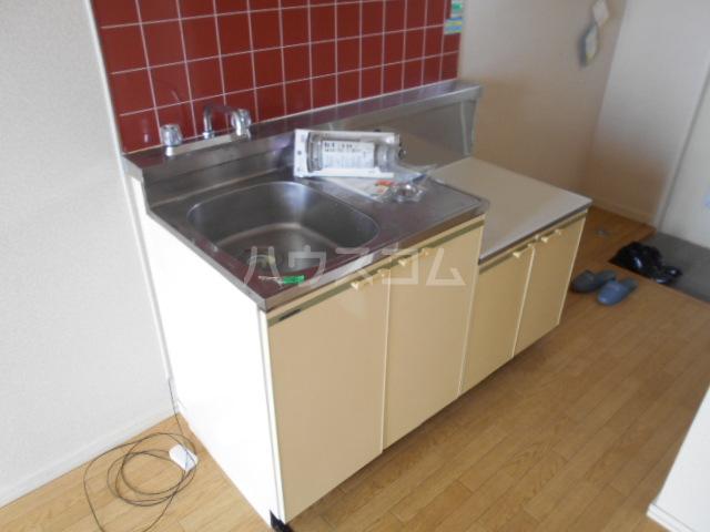 メゾン上倉田 203号室のキッチン