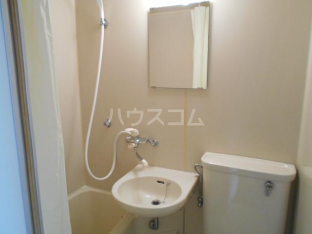 メゾン上倉田 203号室の洗面所