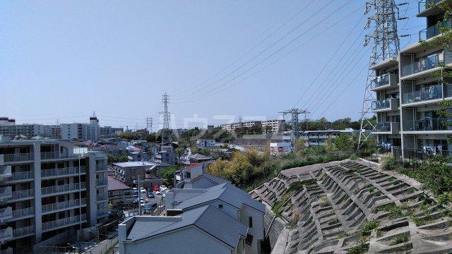 スカイパレス東戸塚 702号室の景色