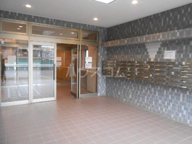スカイパレス東戸塚 702号室のロビー