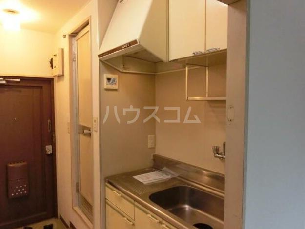 金沢八景相川ビル 401号室のキッチン