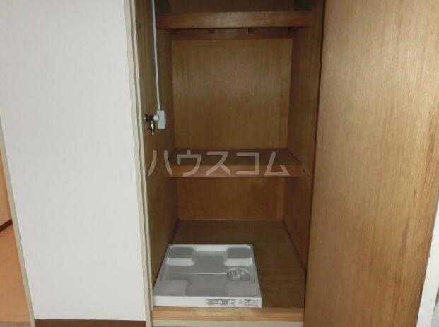 金沢八景相川ビル 401号室の収納