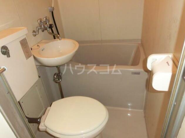 金沢八景相川ビル 401号室の風呂