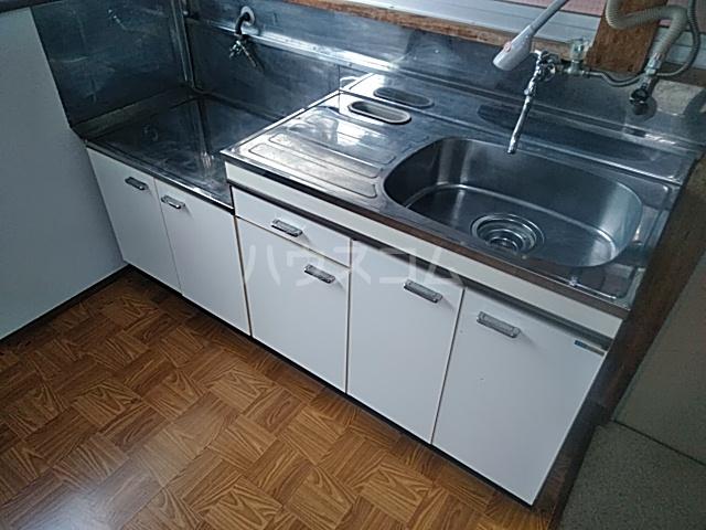 洋光台コーポ 208号室のキッチン