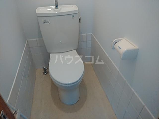 洋光台コーポ 208号室のトイレ